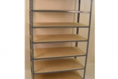 dixie-low-profile-rivet-shelving-36x12x84