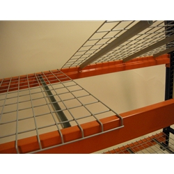 U-Channel Style Wire Decking