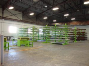 cantilever racking in houston