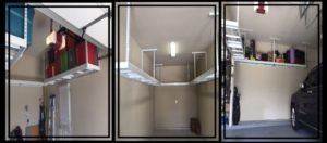Garage Shelving & Racking in Houston