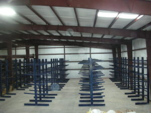 cantilever racking in houston texas