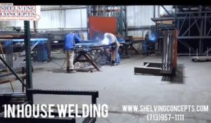 racking for warehouses in houston